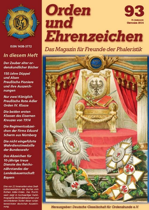 Ausgabe 93 - Oktober 2014