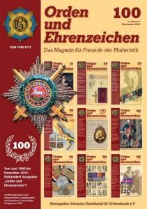 Ausgabe 100 - Dezember 2015