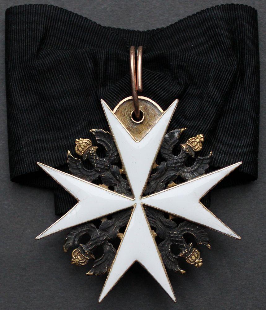 Abb. 12a: Als Realie zeigt sich dieser Orden in der gleichen Gestalt. Abbildung mit freundlicher Genehmigung der Gemeinschaft Berliner Ordensfreunde.