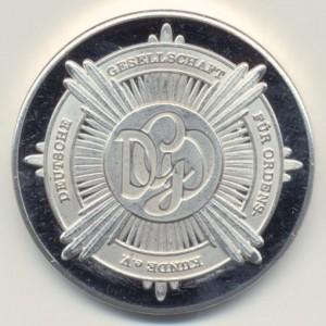 2014_09 Medaille 40 Jahre DGO Avers