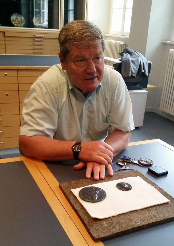 """Goethe-Sammlung """"Münzen und Medaillen, vorgestellt von Dr. Jochen Klauß"""